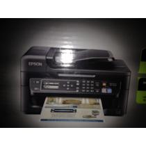 Impresora Epson Workforce Wf-2630
