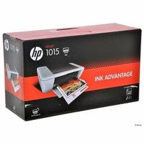 Impresora Hp 1015 Deskjet En Combo Sist. Tinta Cont. + Cable