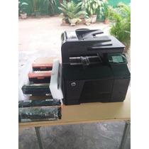 Impresora Hp Laserjet Pro 200 Con Sus Toners