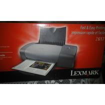Inpresora Lexmark Z617 Nueva