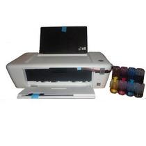 Impresora Hp 1015 Con Sistema De Tinta Somos Tienda.