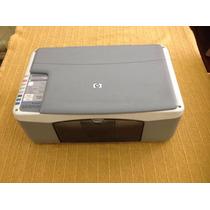 Impresora Hp Multifuncional Psc 1410 Con Tinta Sin Cable %