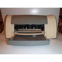 Impresora Hp 656c Con Sus Cables Originales