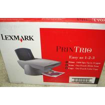 Impresora Escaner Fotocopia Lexmark X75 Nueva Sin Cartucho