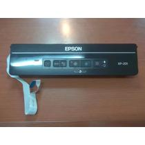 Panel De Encendido Impresora Epson Xp 201
