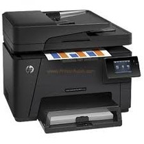 Impresora Color Multifuncional Hp M177fw Inalambrica