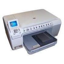 Impresora Hp C5280 Perfecta + Printserver Inalámbrico Wps510
