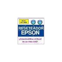 Reset Epson L110 L210 Error Fin Almohadillas