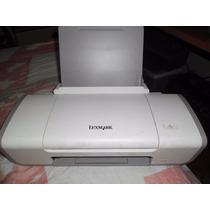 Impresora Lexmark Z2320 Usada Sin Cartuchos