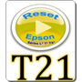 Reset Epson T21 T22 T42wd T50 K101 K301 Xp201 Almohadillas