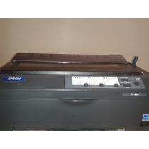 Impresora Matricial Epson Fx-890 Matriz De Punto Fx890 Poco