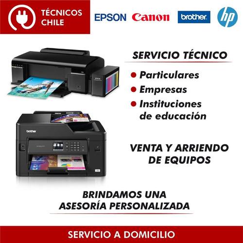impresoras servicio técnico