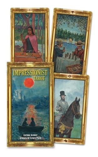 impressionist tarot (tarot impresionista)