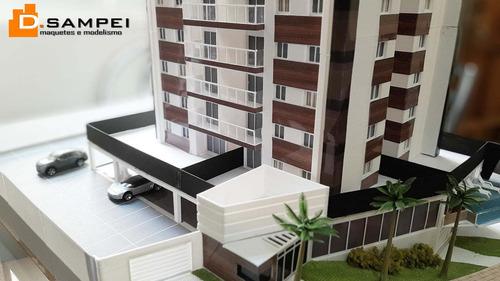 impressão 3d de maquetes edifício, prédio, residência, etc.