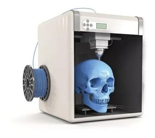 impressão 3d de objetos em abs, pla e tpu