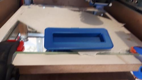 impressão 3d em pla e petg