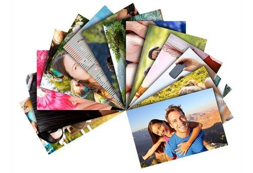 impressão de 50 fotos 10x15 kodak xtralife