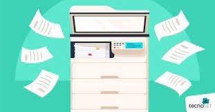 impressão de documentos para administradoras de condominio
