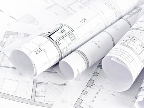 impressão de projetos de arquitetura e engenharia
