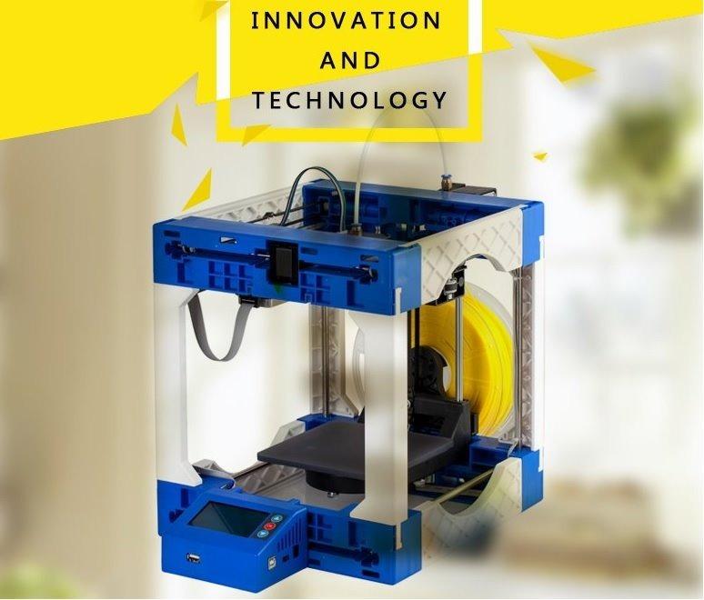 Impressora 3d Easy Printer - R$ 2 150,00 em Mercado Livre
