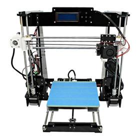 Impressora 3d Nagano Nimp3d Preto 110v/220v Com Tecnologia De Impressão Fdm