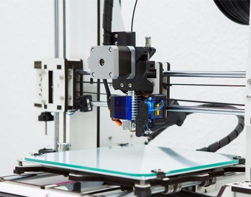 impressora 3d voolt3d sensor de filamento e auto nivelamento