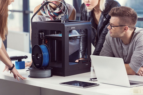 impressora 3d zortrax m200