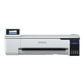 Impressora A Cor Epson Surecolor F570 Com Wifi 100v/240v Branca E Preta