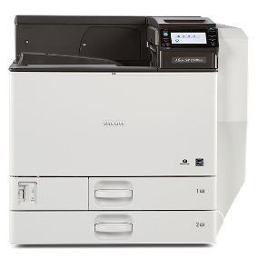 impressora a3  ricoh aficio sp c830dn - alta produção
