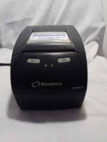 impressora bematech mp4000 th termica serial db9 c font k461