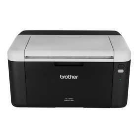 Impressora Brother Hl-1 Series Hl-1202 110v Preta E Branca
