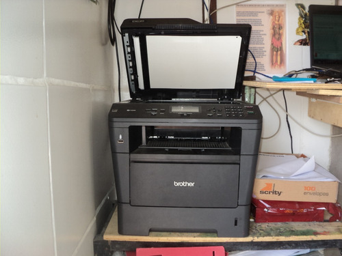 impressora brother semi sucata