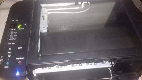 impressora canon com codigo p2