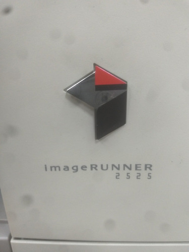 impressora canon image runner 2525 multifuncional laser