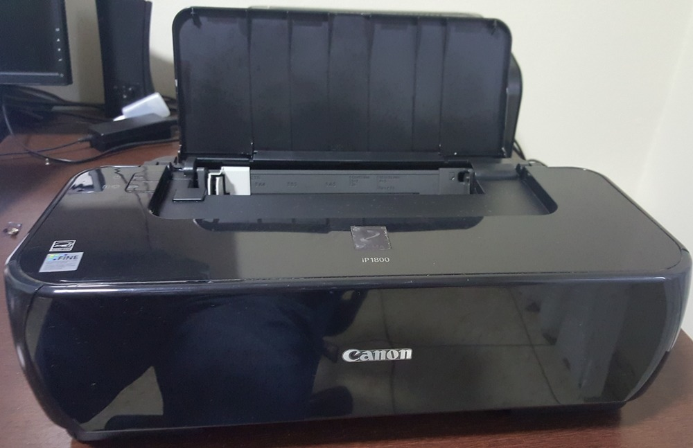 CANON INKJET IP1800 SERIES DRIVER FOR WINDOWS 7