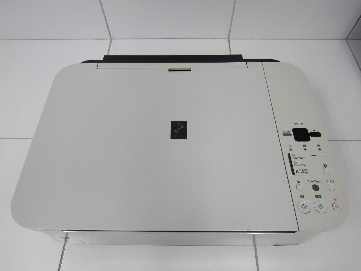 CANON MP260 PRINTER WINDOWS 7 X64 DRIVER