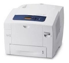 impressora color qube 8580 dn xerox cera colorida a4