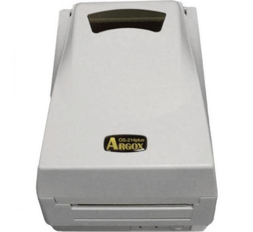 impressora de etiqueta argox os-214 plus
