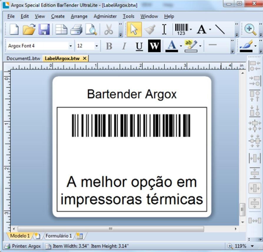 ARGOX OS214TT IMPRESSORA BAIXAR DRIVER