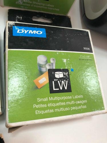 impressora de etiquetas - dymo labelwriter 450 twin turbo