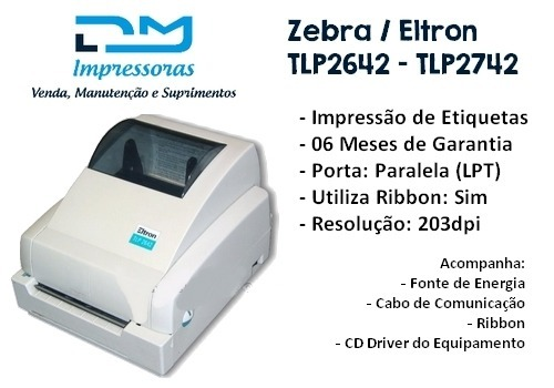 ELTRON TLP 2642 DRIVERS FOR WINDOWS DOWNLOAD