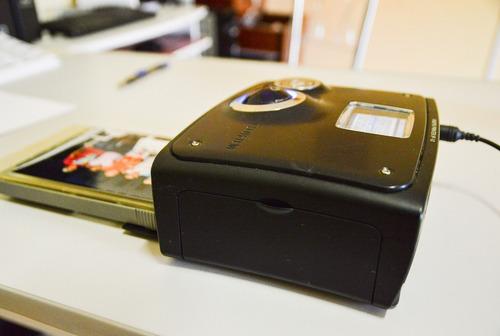 impressora de fotos 10x15, fujifilm finepix ip - 10