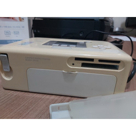 Impressora De Sublimação Canon Selphy Cp720(leia A Descrição