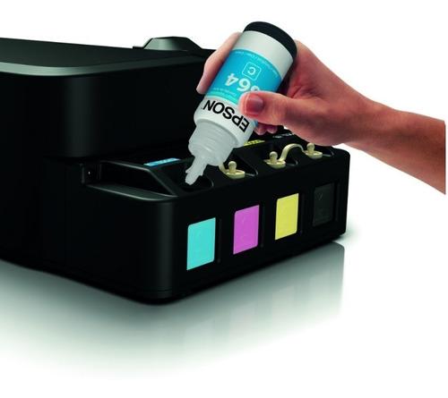 impressora epson ecotank l120 colorida com cabo usb