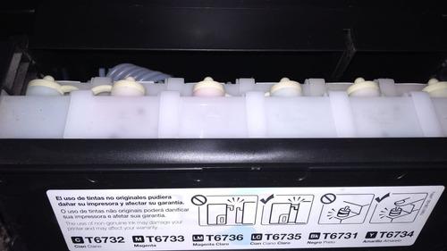 impressora epson ecotank l800
