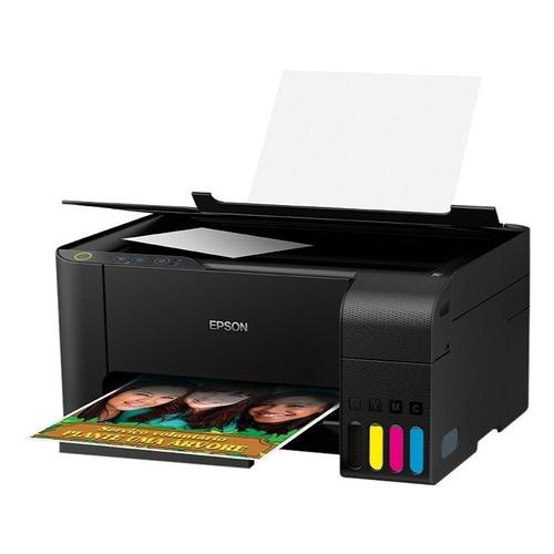 impressora epson ecotank multifuncional l3150 wi fi direct