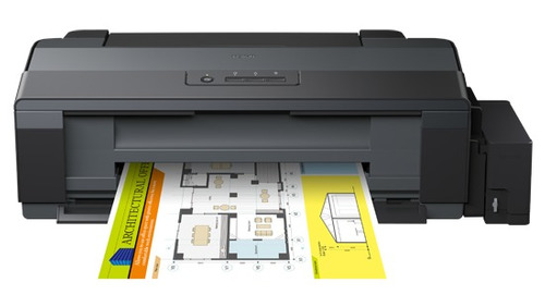impressora epson l1300 a3 papel arroz tinta comestível 500ml