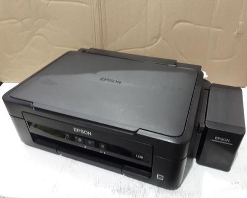 impressora epson l220 com tinta sublimatica garantia