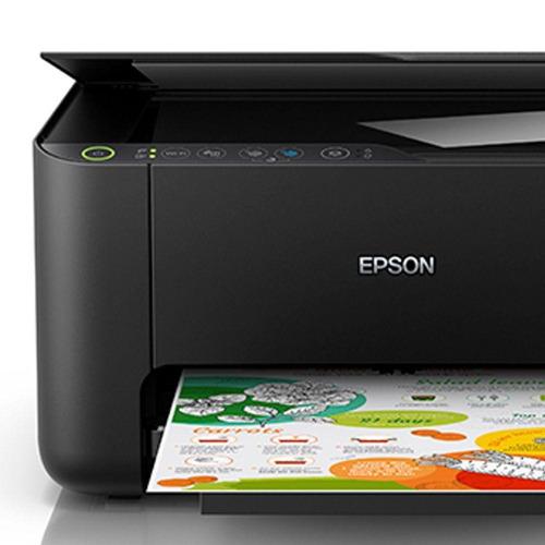 impressora epson l3150 ecotank jato de tinta colorida wi-fi