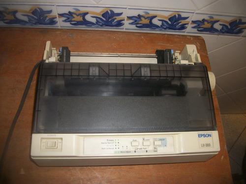 impressora epson lx 300 usada frete grátis